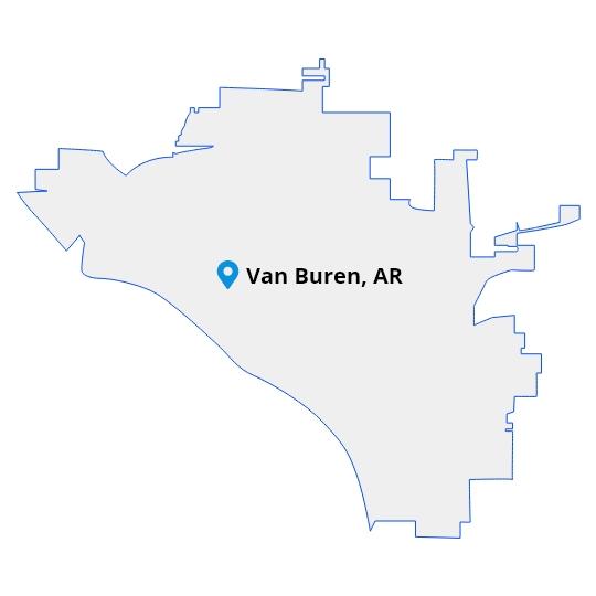 Van Buren AR
